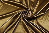 Viskose Satin Gold Gewicht 285g ldm Seidig Silky Soft