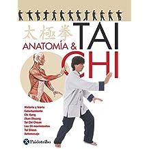 Anatomía & Tai Chi: Edición en color (Spanish Edition)