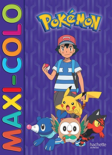 Pokemon - Maxi colo