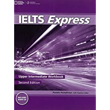 IELTS Express Upper-Intermediate Workbook + Audio CD