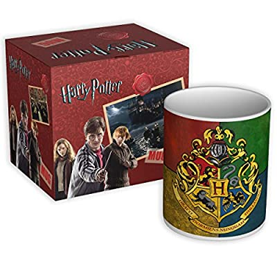 "Mc Sid Razz Official ""Harry Potter"" - House Crest 3 - Coffee Mug - Licensed By Warner Bros"