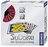 Kosmos SuDoku 691592 (Spiel), Die Spielesammlung