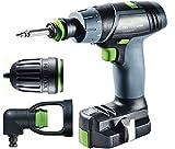 Festool Akku-Bohrschrauber TXS Li 2,6-Set 564510