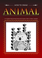 Zen Doodle Animals - Step by Step Instructions: Step by Step Instructions