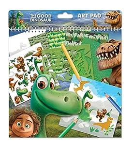 Frajodis-0006792-Cuaderno de bocetos-The Good Dinosaur-34Piezas
