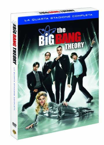 The Big Bang Theory  - La Quarta Stagione Completa (3 DVD)