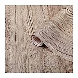 d-c-fix 346-0646 Film en vinyle avec revers autocollant imitation grain de bois de chêne de Sanremo sable 45cm x 200cm