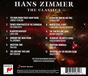 Hans Zimmer - The Classics from Sony Music Classical