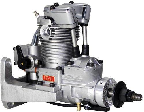 saitō fg-11Viertakt-Benzinmotor (Motor Saito)