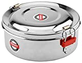 Embassy Stainless Steel Round Food Pack ...