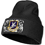 shang-shop Defensor Fortis Air Force Security Force Adulto Uomo Donna Cappelli a Cuffia Cappelli Lavorati a Maglia Cappelli Lavorati a Maglia Caldi Invernali all'aperto