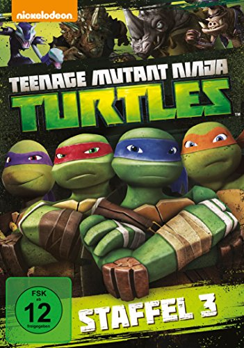 Teenage Mutant Ninja Turtles - Season 3 [4 ()