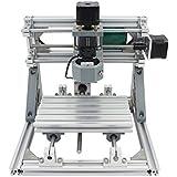 oukaning Mini 3 ejes CNC 1610 eléctrica Grbl Control PCB Fresadora ...