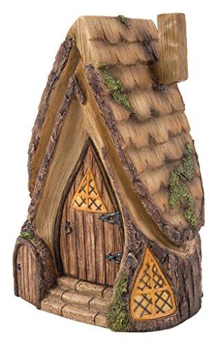 Vivid Arts–Miniatur-Welt Häuser–Woodcutters Cottage (MW01–029) (Outdoor-möbel Cottage)