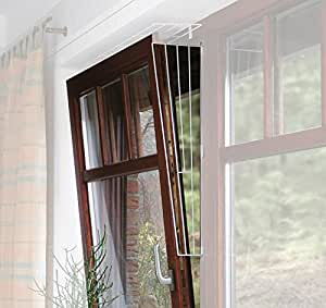 trixie kippfenster schutzgitter seitenelement haustier. Black Bedroom Furniture Sets. Home Design Ideas