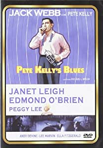 Pete Kelly's Blues (1955) - Official Region 2 PAL release, plays in English without subtitles