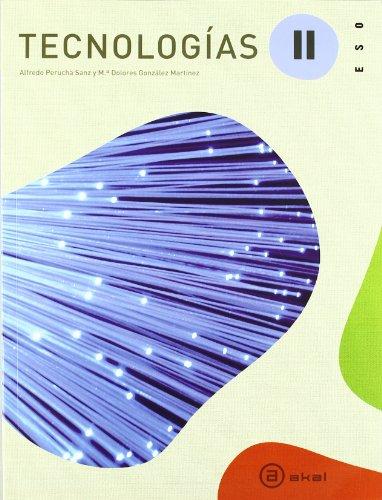 Tecnologías II. Libro del alumno (Enseñanza secundaria) - 9788446031895 por Alfredo Perucha Sanz