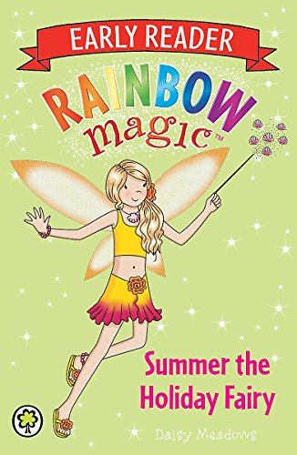 Summer the Holiday Fairy (Rainbow Magic Early Reader)