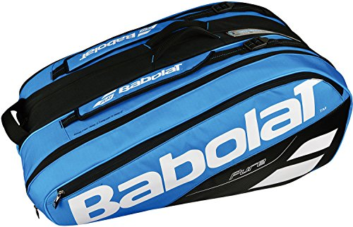 Babolat Pure X12 RACKETTASCHE, Blau, Einheitsgröße