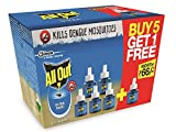 #10: All Out Ultra Refill Saver (270ml, Pack of 6)