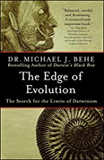 EDGE OF EVOLUTION, THE de Michael Behe