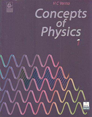 Concepts of Physics (Volume - 1) 1st Edition price comparison at Flipkart, Amazon, Crossword, Uread, Bookadda, Landmark, Homeshop18