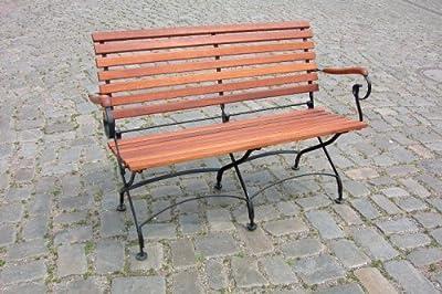 MERXX Gartenbank Schlossgarten, 2-sitzig