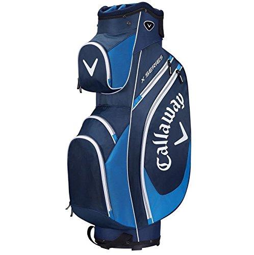 Callaway 2017 X Series Korbtasche Herren Golf Trolley Tasche 14-Wege-Teiler