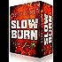 Slow Burn: Box Set 1-3 (Slow Burn Zombie Apocalypse Series)