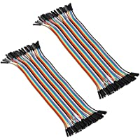 TrifyCore 40 x Cable Flexible sin Soldadura de Madre a Mujer