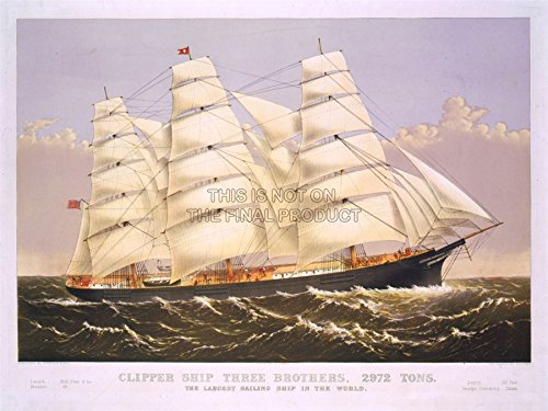 paintings-transport-three-brothers-clipper-ship-sail-mast-sea-poster-18x24-inch-lv3485