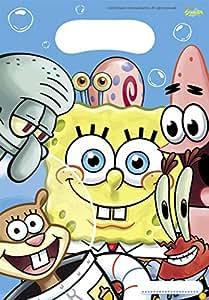 Amscan Sponge Bob Party Lootbag