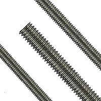 SC-Normteile M20 x 1000 mm - SC976 Gewindestange G/üte 8.8 10 St/ück - DIN 976 // DIN 975 galvanisch verzinkt