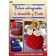 Crea Con Patrones Serie Bolsos 7. Bolsos Extragrandes De Ganchillo Y Punto