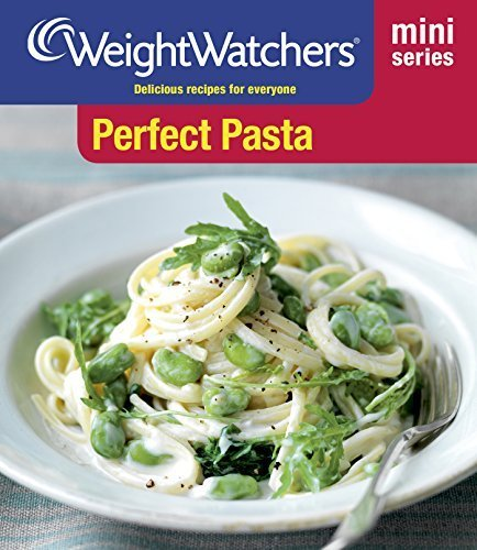 Perfect Pasta: Delicious Recipes for Everyone (Weight Watchers Mini Series) by Weight Watchers (2014-01-02) par Weight Watchers;