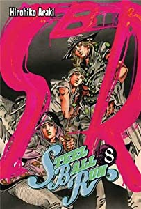 Steel Ball Run - Jojo's Bizarre Adventure Saison 7 Edition simple Tome 8