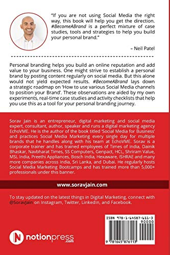 #BecomeABrand: Learn the Art of Branding Yourself on Social Media with Case Studies & Best Practices