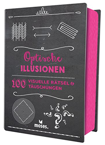 Quiz-Box Optische Illusionen: 100 visuelle Rätsel & Täuschungen (Quiz-Boxen)