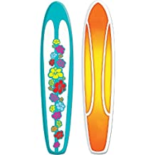 Beistle 50258 Jointed, tabla de surf, ...