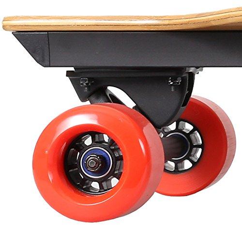 Elektro Skateboard E-GLIDER E-Board Longboard mit Motor und Akku -