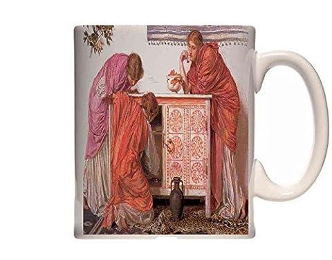 Mug Moore Albert Joseph Pomegranates Ceramic Cup Gift Box