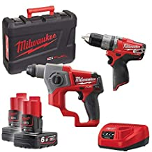 Milwaukee M12 CPP2B-602X - Kit herramientas (12 V)