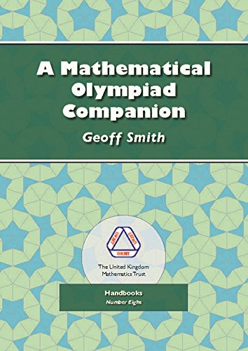 A Mathematical Olympiad Companion