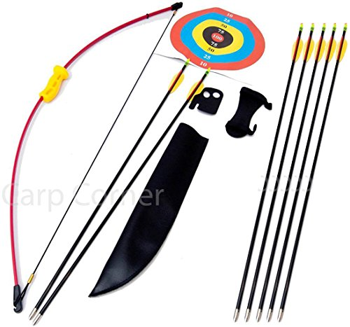 kids-starter-36-archery-set-with-7-arrows-recurve-bow-plus-shooting-targets