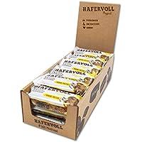 HAFERVOLL Flapjack Protein Banane, 18 x 58g
