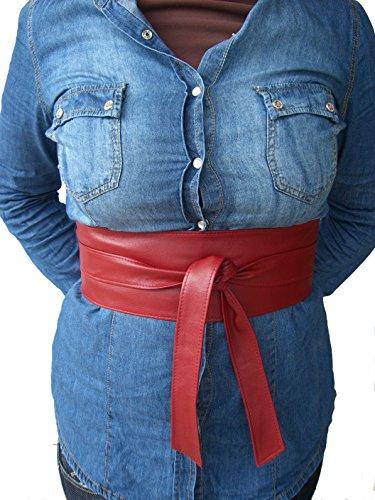 yojan-piel-womens-belt-red-rojizo