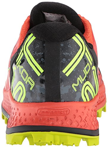 Chaussures Koa ST - homme ORANGE CITRON