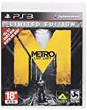 METRO LAST LIGHT LIMITED EDITION PS3[UK IMPORT]
