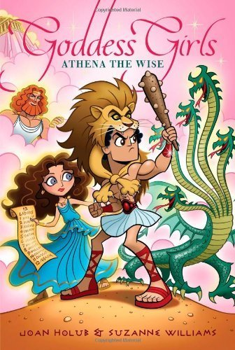 Athena the Wise (Goddess Girls) by Holub, Joan, Williams, Suzanne (2011) Paperback