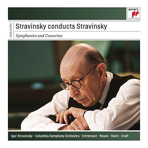 Stravinsky Conducts Stravinsky...